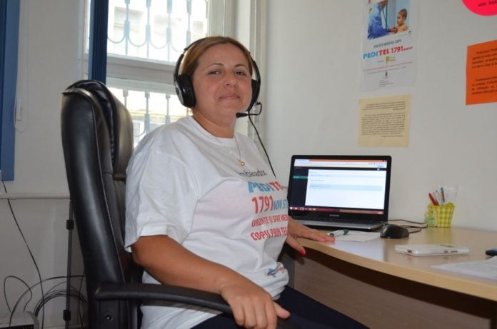 Serviciu medical de asistenta pediatrica GRATUITA, prin telefon, in regim non-stop. Peditel Romania | Demamici.ro