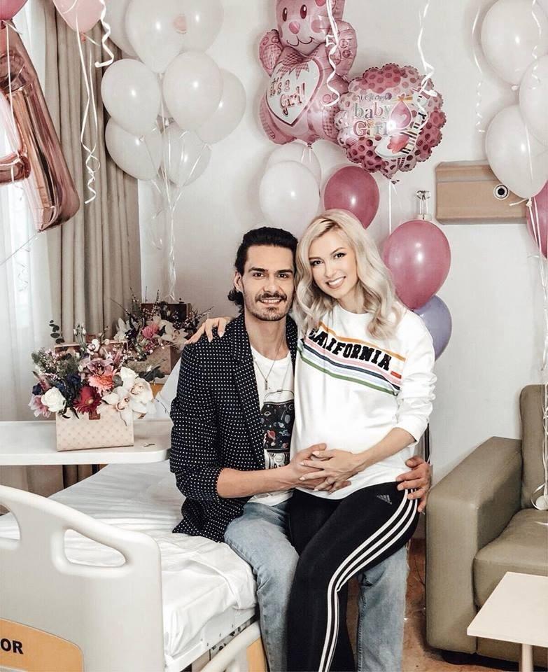 Andreea Balan a nascut!